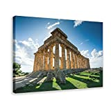 Acropolis of Selinunte Sizilien Italien Leinwand Poster