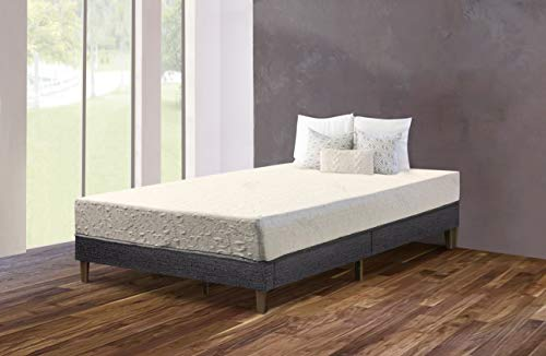 Buy Discount Purest of America 12 Inch Memory Foam Mattress, Short Queen