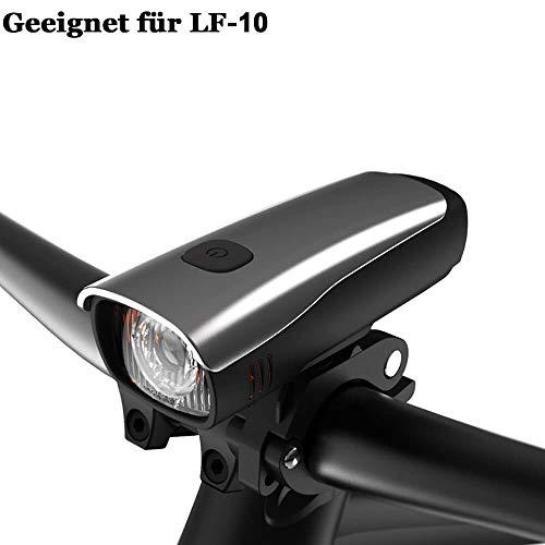 toptrek Universal Fahrradlicht Halterung Fahrradbeleuchtung Halter Geeignet für LF-04/LF-05/LF-08/LF-10 (Ersatz) - 5