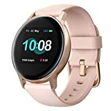 UMIDIGI Smart Watch, Uwatch 2S Fitness Tracker with Personalized Watch Faces, Activity Tracker with 1.3' Touch Screen, 5ATM Waterproof Smartwatch with Heart Rate Monitor, for Women and Men