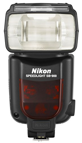 Nikon SB-900 AF Speedlight Flash for Nikon Digital SLR Cameras (Renewed)
