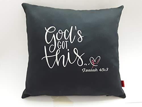 Pillow Inspirational Motivational