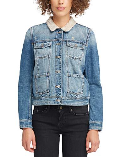 MUSTANG Damen Relaxed Fit Jeansjacke Jeans