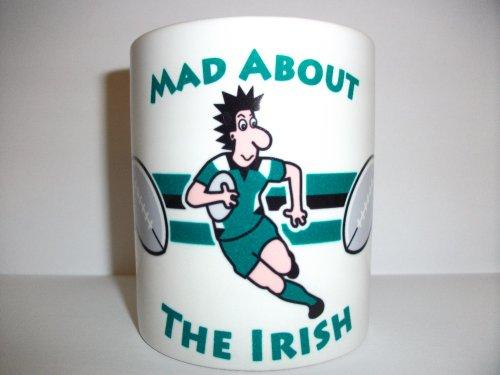 Tasse Irish Rugby Sport-Memorabilia