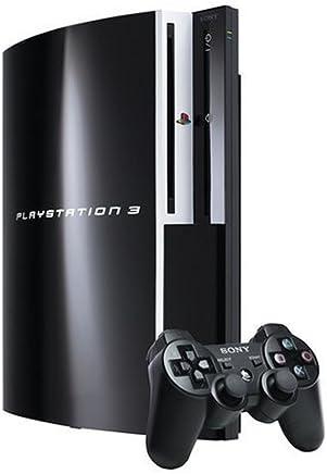 Sony PlayStation 3 - 80GB System (Renewed)
