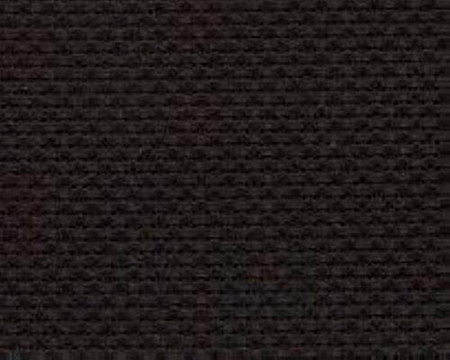 "59""x one Yard 18 Ct Counted Cotton Aida Cloth Cross Stitch Fabric (Black)"