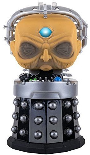 Funko POP Television: Doctor Who - 6' Davros Action Figure
