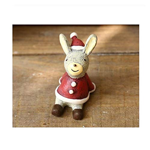 Hibeilinq El Cielo Estrellado hogar Creativo de Navidad en Buscar Mini Animal...
