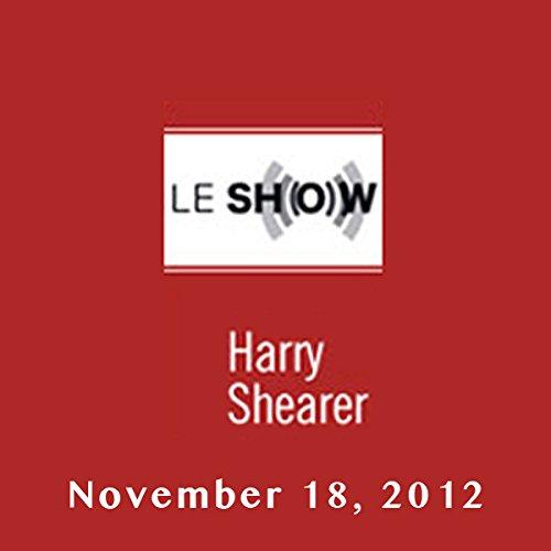 Le Show, November 18, 2012 cover art