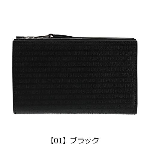CKCALVINKLEIN『二つ折り財布リピート(802613)』