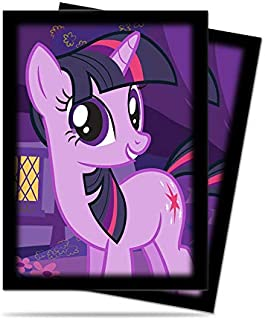 Ultra Pro My Little Pony: Twilight Sparkle Deck Protector Sleeves (65 ct.)
