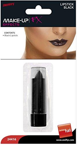 Smiffy's 24416 schwarzer Lippenstift