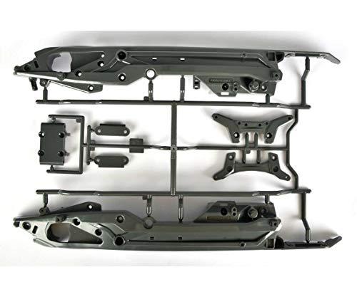 TAMIYA 319000626 - Zubehör: DT03 C-Teile Chassis/Dämpferbrücken