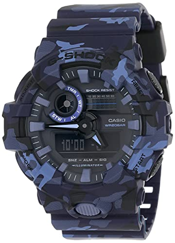 Relógio Casio G-shock Ga-700cm