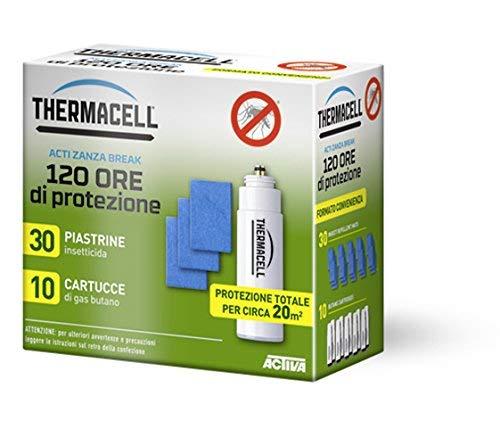 Ricarica 120 Ore per dispositivi Thermacell per la protezione dalle zanzare