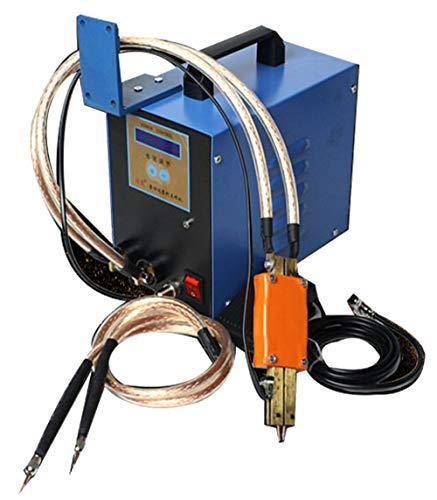 Hanchen Spotsvetsare bärbar pedal typ 18650 Power CNC precisionssvetsning maskin för elbilbatteri 5 kw CE-certifierat