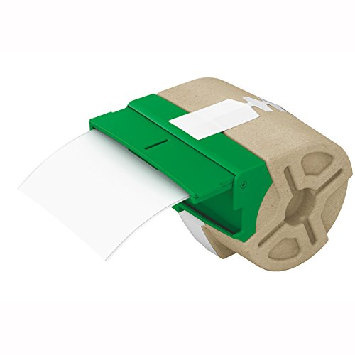 Leitz, Intelligente Endlos-Papier-Etikettenkartusche, 88 mm Breite, 22 m Länge, Weiß, 70030001