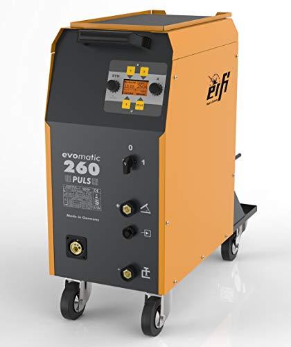 ERFI Evomatic 260 Multi Puls MIG MAG Schutzgas Schweißgerät - Made in Germany!