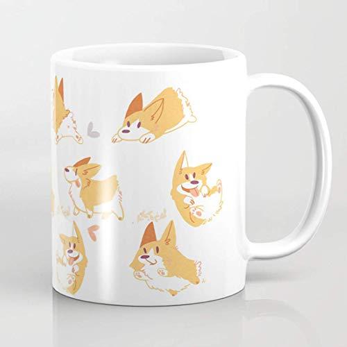 Corgi Taza de café, Corgi Taza, Corgi, Taza de perro, Corgi, Corgi Lover, regalo Corgi