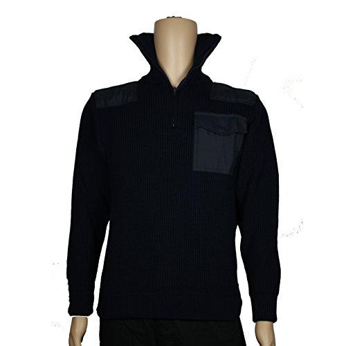 Elbe Team - Troyer Pullover dark navy 3766 marine Seemannspullover Arbeitspullover Sweater