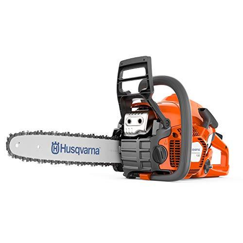Husqvarna 16 Inch 130 Gas Chainsaw,Orange