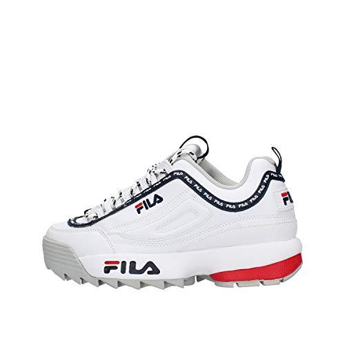 Fila Disruptor Logo Low Wmn 1010748-92N Zapatillas