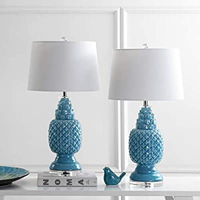 Safavieh Lighting Collection Blakely Base Table Lamp