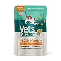 High quality Chicken and Duck as an easily digestible protein Formulated without the common allergens to dogs, Beef, Wheat, soya and dairy Natural cellulose fibre added to a cats diet can help to reduce fur balls and tartar on teeth More than 50% rea...
