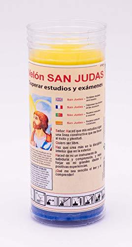 Velón San Judas - PETICIONES - Superar los Estudios y Exámenes