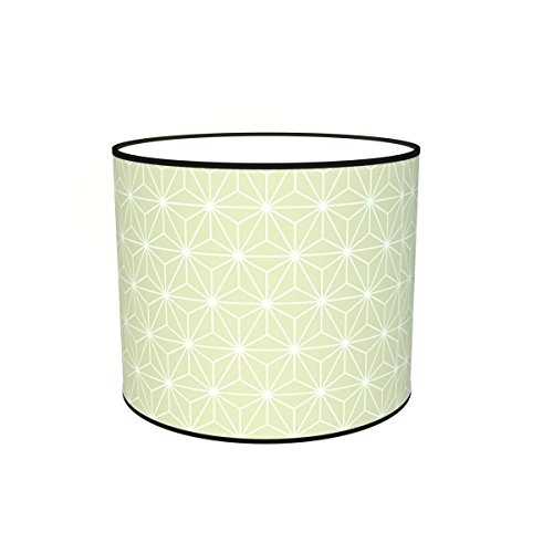 Abat-jours 7111309185947 Imprimé Clara Lampadaire, Tissus/PVC, Multicolore