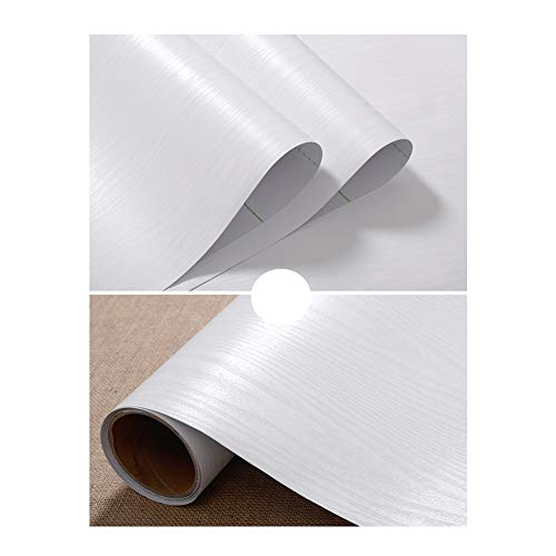 JLCorp - Papel de contacto con textura mate, autoadhesivo, revestimiento de papel de...