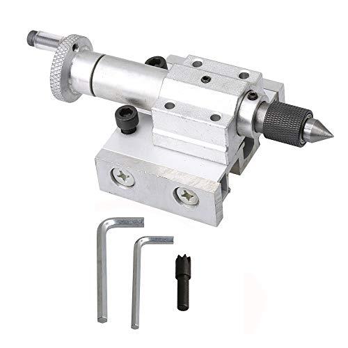 Yibuy Mini-Drehmaschinen verstellbarer Reitstock Jade Puncher Industriewerkzeug