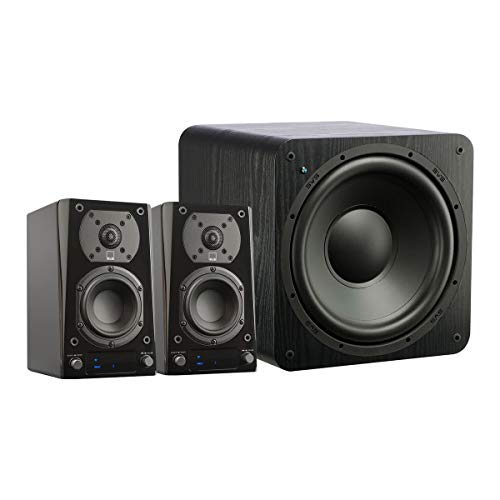 Find Cheap SVS Prime Wireless 2.1 Speaker System (Black Ash)