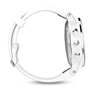Garmin Fenix 5S - White with Carrara White Band