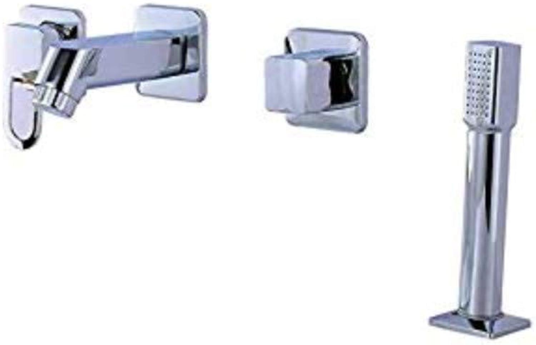 Sink Armaturen für Bathhot und kalten Wasser - Hahn - Badezimmer - Schrank warmen und kalten Wasser - Hahn