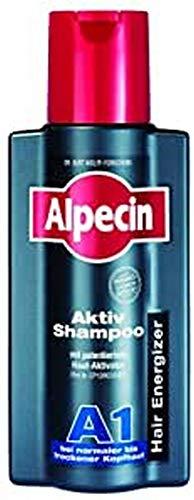 Alpecin Shampoo attivo per capelli normali 21101, 250 ml
