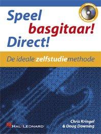 Speel Basgitaar! Direct!: De Ideale Zelfstudiemethode