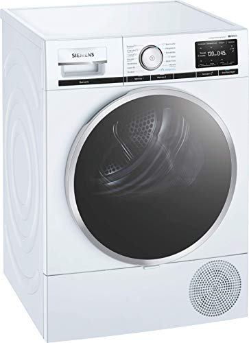 Siemens iQ800 WT47XE40 Wärmepumpen-Trockner / 9 kg / A+++ / 193 kWh / intelligentCleaning System / WLAN-fähig mit HomeConnect / intelligentDry