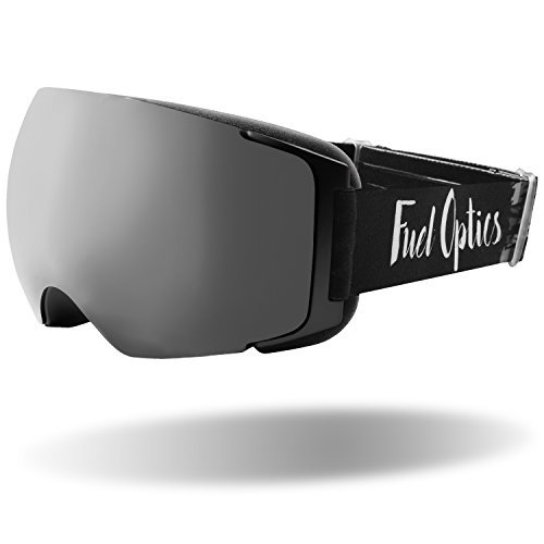 Fuel Optics High Performance Anti-Fog Ski and Snowboard Goggles with Magnetic Quick Change Lens |...