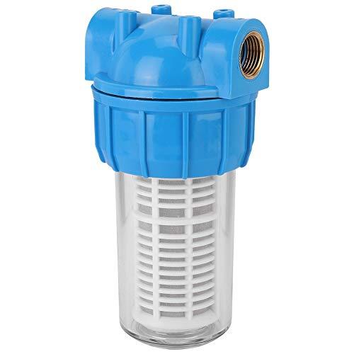 Eastbuy Wasseraufbereiter - G1 / 2 '' Vorfilter Rückspülung Zentraler Wasserfilter Wasserhahnaufbereiter Wasser Vorfilter Sedimentfilter