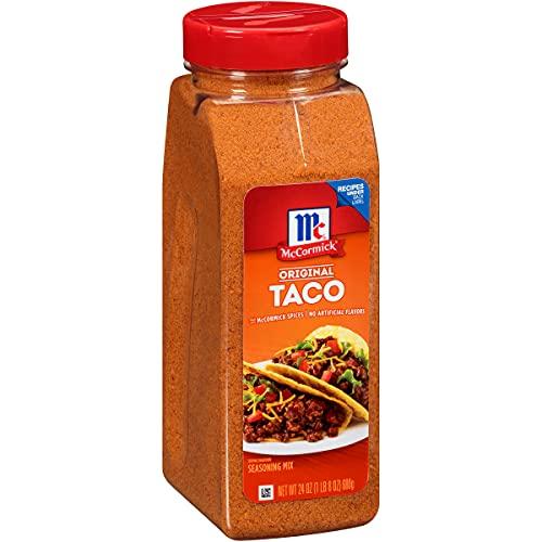 McCormick Original Taco Seasoning Mix (24 oz.) (pack of 2)