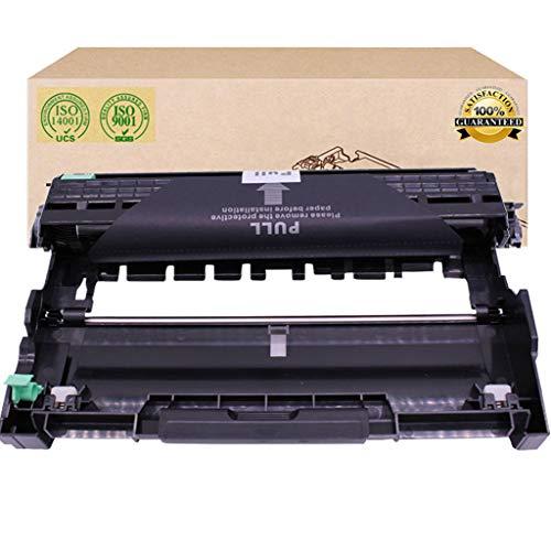 Adecuado para la Unidad de Tambor DR2300 DR2300 Hermano, Compatible Reemplazar Brother HL-2360DN L2365DW 2320D MFC-2700D L2700DW 2740DW DCP-L2520D Juego de batería 2540DW,Negro