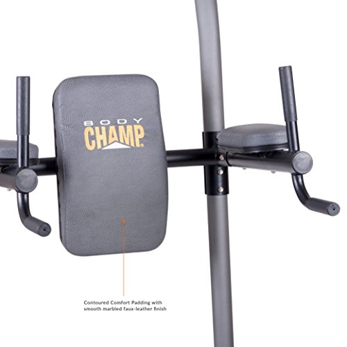 Product Image 7: Body Champ VKR1010 Fitness Multi function Power Tower / Multi station for Home Office Gym Dip Stands Pull Up Push up VKR, GREY, One Size