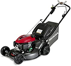 Honda 664070 HRN216VYA GCV170 Engine Smart Drive Variable Speed 3-in-1 21 in. Self Propelled Lawn Mower with Auto Choke and Roto-Stop