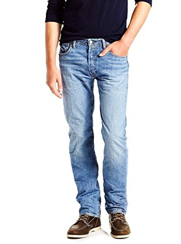 Pantalon Vaquero Levos 501 3434 Azul
