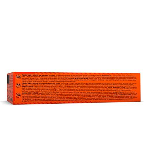 Olimp Thermo Speed Extreme Mega Caps 120 Kapseln, 1er Pack (1 x 146,4 g) - 5