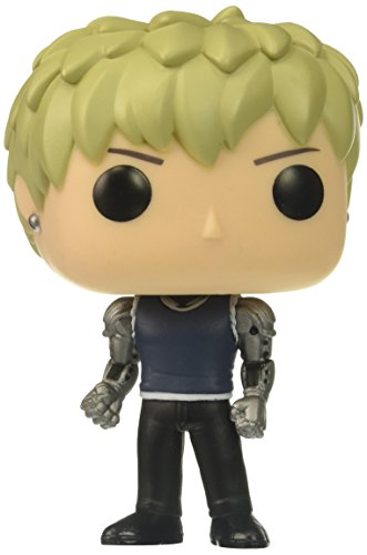 Funko- Pop Vinile One Punch Man Genos, 14994