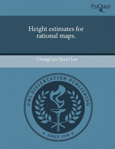 Height Estimates for Rational Maps.