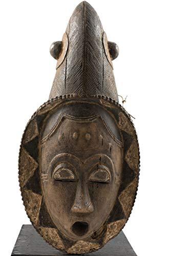 Máscara Africana | Arte Africano | Tribal | Madera