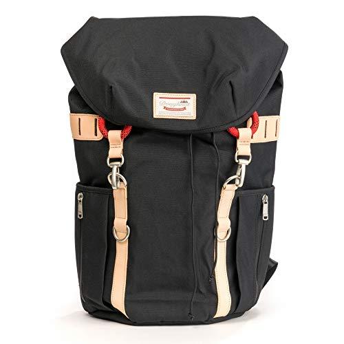 Doughnut Arizona Laptop Backpack One Size Black
